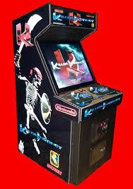 killer instinct arcade cabinet mini killer instinct arcade cabinet collectible display ebay