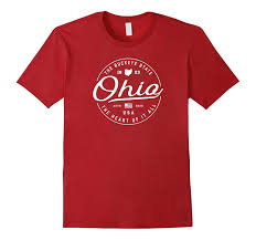 Ohio travel shirts images Ohio t shirt us state travel vacation shirts oh usa tees daxtee jpg