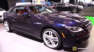 2015 bmw 650i convertible 2015 bmw 650i convertible exterior and interior walkaround