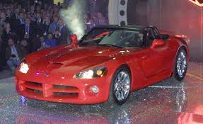 Dodge Viper Limited Edition - dodge viper auto shows news car and driver