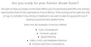 home interior design services interior design services rockridge furniture design