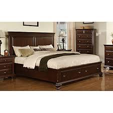 Torino Bedroom Furniture Overstock Torino Queen Storage Bed Enhance The Look Of Your
