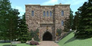 modern castle floor plans castle house plans with towers modern tyree chinook mini scottish