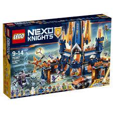 lego siege social lego nexo knights knighton castle hobbies toys raru