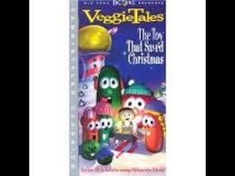the they saved christmas dvd opening to veggie tales the that saved christmas 2002 vhs