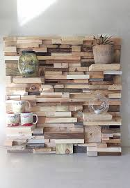 art and home decor pallet wall art bespoke feature wall reclaimed gallery wall creative