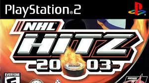 nhl hits 2003 playstation 2 games midway games 2002 hd youtube