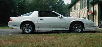 1987 chevrolet camaro z28 in ri white 1987 camaro iroc z28