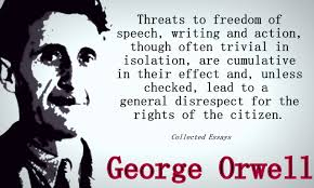 theme essay for 1984 george orwell 1984 essays books bite the literary fragments blog the