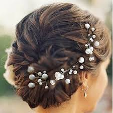 bridal hair accessories aukmla wedding hair pins accessories for women pack