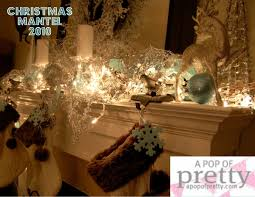 fireplace mantel christmas decorations 140 beautiful decoration