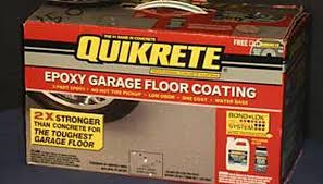 types of garage floor covering homesteady