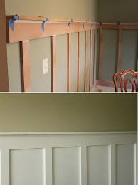 Install Wainscoting Over Drywall Board And Batten Step By Step Tutorial U003c Home Sweet Home Diy