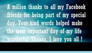 Samples Of Birthday Greetings Thank You Message For Birthday Greetings Received Hubpages