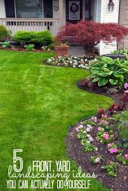 Small Shrubs For Front Yard - 5 front yard landscaping ideas you can actually do yourself