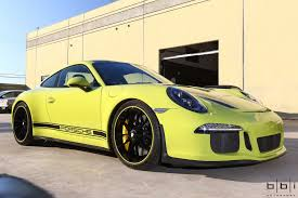 porsche yellow paint code wingless wednesdays pts lindgrün porsche 911 r arrives at bbi