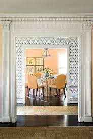 Best Dining Rooms Images On Pinterest Beautiful Homes - Decorating dining room walls