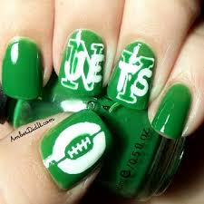 the 25 best football nail art ideas on pinterest football nail