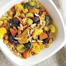 cuisine marocaine couscous couscous aux légumes à la marocaine coup de pouce