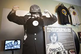 disco demolition is now a museum show chicago tribune