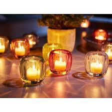 small tea light candles coloured delight small tea light holder villeroy boch