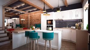 kitchen decorating faux exposed brick backsplash thin brick
