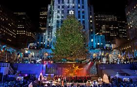 rockefeller center tree lighting 2017 united states