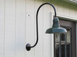 Gooseneck Outdoor Light Fixtures Gooseneck Outdoor Light Fixture Room Decors And Design