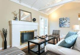red brick fireplace white walls how to paint a bob u2013 smrtphone