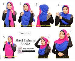 tutorial jilbab ala ivan gunawan tutorial hijab segi empat zaskia adya mecca tutorial hijab paling