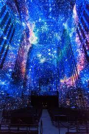 Christmas Lights Installation Toronto by Starry Constellations Illuminate Ceiling Of Cambridge U0027s Famous