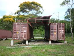 Green Home Designs Floor Plans Australia Beauteous 10 Homes Made Of Shipping Containers Decorating