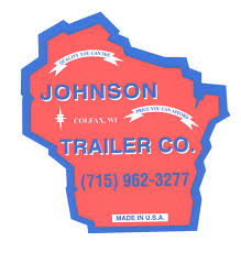 interstate 1 enclosed trailers johnson trailer co