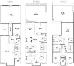 Two Story Condo Floor Plans Floor 3 Story Floor Plans
