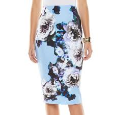 apt 9 clothing apt 9 midi scuba pencil skirt where to buy how to wear