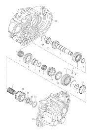 2002 volkswagen golf variant 4motion europe market gearbox gears