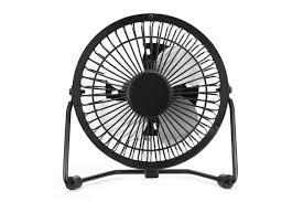 mini usb desk fan black kogan com
