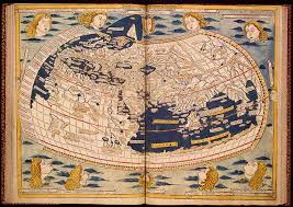 map in the mediterranean world 1492 an ongoing voyage exhibitions