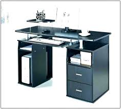 Metal And Glass Computer Desks Small Glass Computer Desk Office Office Desk Glass Computer Desk