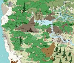 Storm Map Thunderclan Map Endless Storm By Captainmorwen On Deviantart