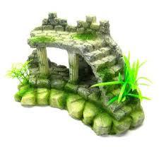 buy ista ancient civilizations ruins aquarium ornament 7 3 quot