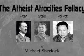 the atheist atrocities fallacy u2013 stalin u0026 pol pot