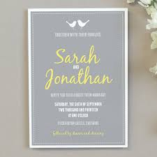 bird wedding invitations bird wedding invitation by project pretty