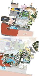 Mgm Grand Las Vegas Map by Delano Casino Property Map U0026 Floor Plans Las Vegas