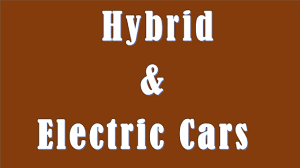 electric vehicles logo difference between hybrid and electric cars hybrid vs electric
