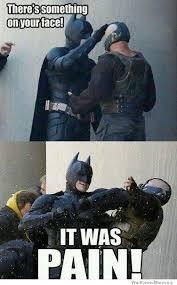 Batman Face Meme - see batman has a sense of humor memes pinterest batman face