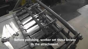tamahagane made in japan polishing process youtube tamahagane made in japan polishing process