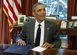 bureau president americain le plan d obama contre le changement climatique