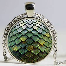 dragon glass pendant necklace images Hk 0010 wholesale glass dome necklace dragon egg pendant necklace jpg