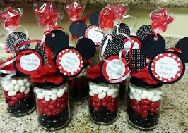 mickey mouse baby shower decorations mickey mouse party favors baby food jar party favor candy jar